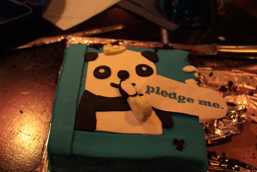 PANDA-ME CAKE