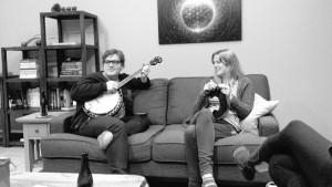 Banjo-riffic times