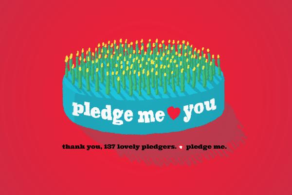 PledgeMecake